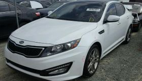KIA OPTIMA SX из США