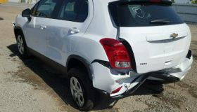 Auto auction CHEVROLET TRAX LS
