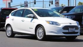 Ford Focus Electric Base 2015